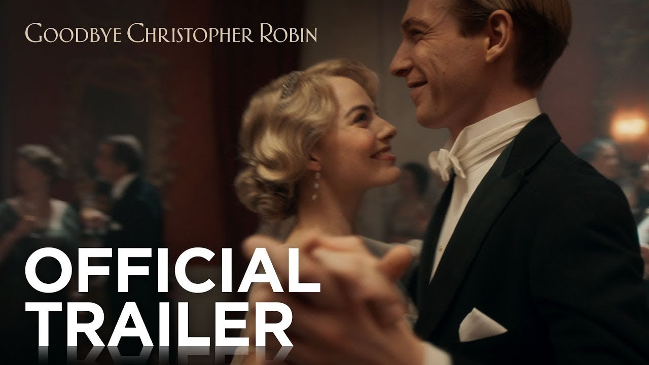 Goodbye Christopher Robin Trailer Deutsch
