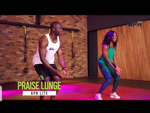 APH Lite 7 mins Fun Gospel Workout - Shorter Version of the original Afro Praise Hiit
