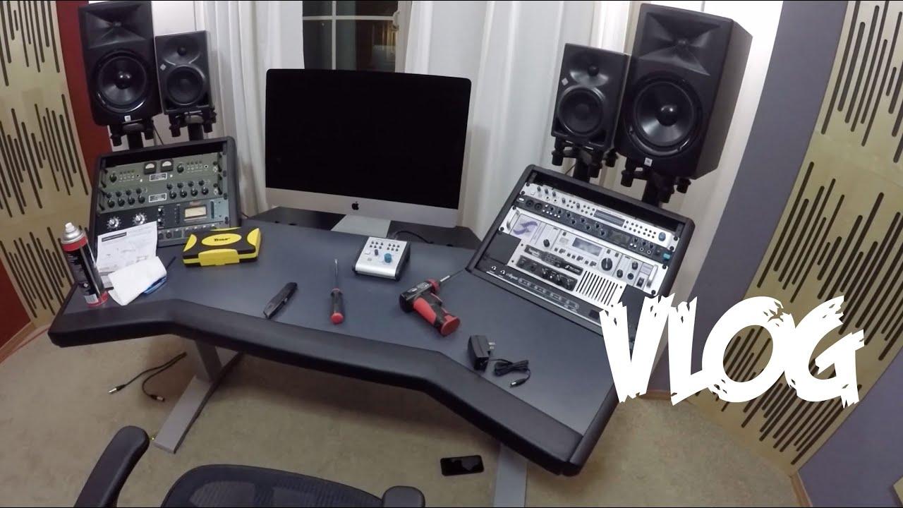 Vlog Argosy Halo Workstation Install Youtube