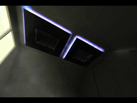 3D Max Room Lighting Design