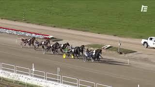 Vidéo de la course PMU GRAN PREMIO LOTTERIA 3EME BATTERIE