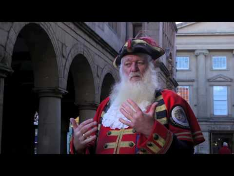 A Christmas Carol - A Walking Tour of Shrewsbury