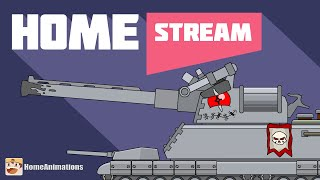 Рисуем Landkreuzer p2000 - Мультики про танки