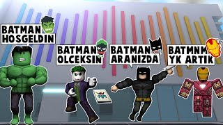 64TH IN SUPERHEROISM. DAY BATMAN JOINS US / Roblox English / MadCity Roleplay