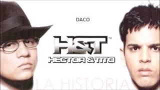 Amor de Colegio - Hector & Tito feat. Don Omar - La Historia Live