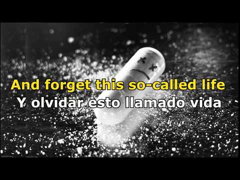 Theory of a Deadman - Rx (medicate) [sub español - ingles] Lyrics
