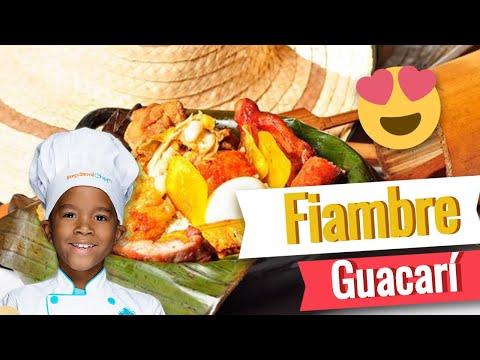 Fiambre Guacarí #Gastronomía