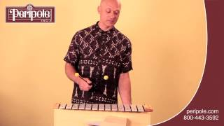 Introducing the Peripole-Bergerault® Orff Alto Metallophone