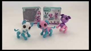 Интерактивная собака-робот Cute friends D031-H05002