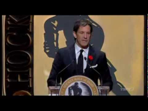 Brendan Shanahan Hockey Hall of Fame Induction Speech (2013)