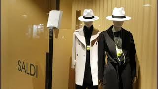 Мода и стиль Витрины Италия 2021