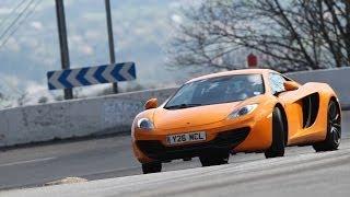Download Video McLaren MP4-12C - Test by DRIVE Magazine (English subtitles) MP3 3GP MP4