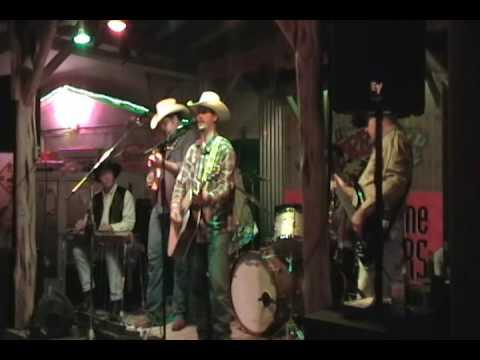 Clint Martin performs original song