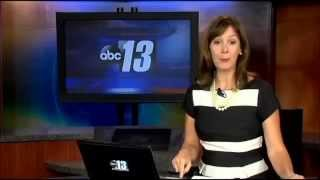 Bigfoot Carrying Baby On ABC NEWS In Virginia USA 2015