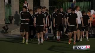 «Спутник» - возрождение профессионального футбола в Речице