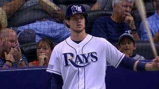 DET@TB: Myers returns from 60-day disabled list