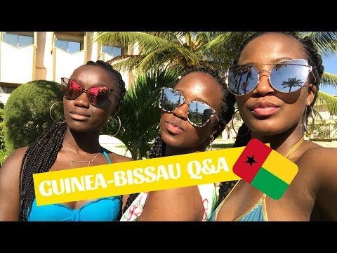 """GUINEA-BISSAU Q&A - """"Can you imagine not being from Guinea-Bissau?!"""""""