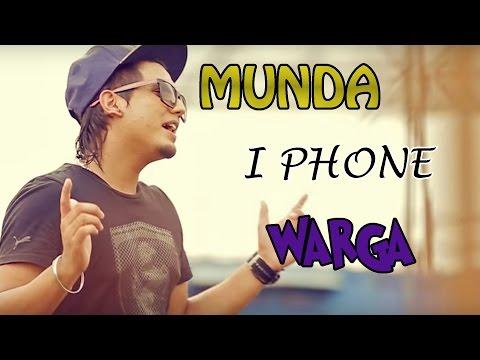 Munda iPhone Warga | A Kay Ft Bling Singh | Official Full Audio || Lokdhun