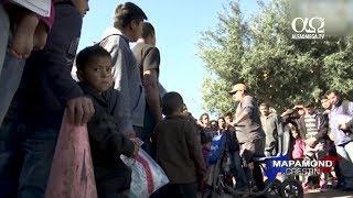 Pastorii reusesc sa slujeasca imigrantii ilegali din bisericile americane