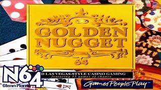 Golden Nugget 64 - Nintendo 64 Review - HD