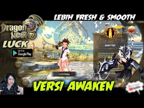 WOW Lebih Fresh  Versi Awaken  Segera Rilis  !!! Dragon Nest M : LUCK