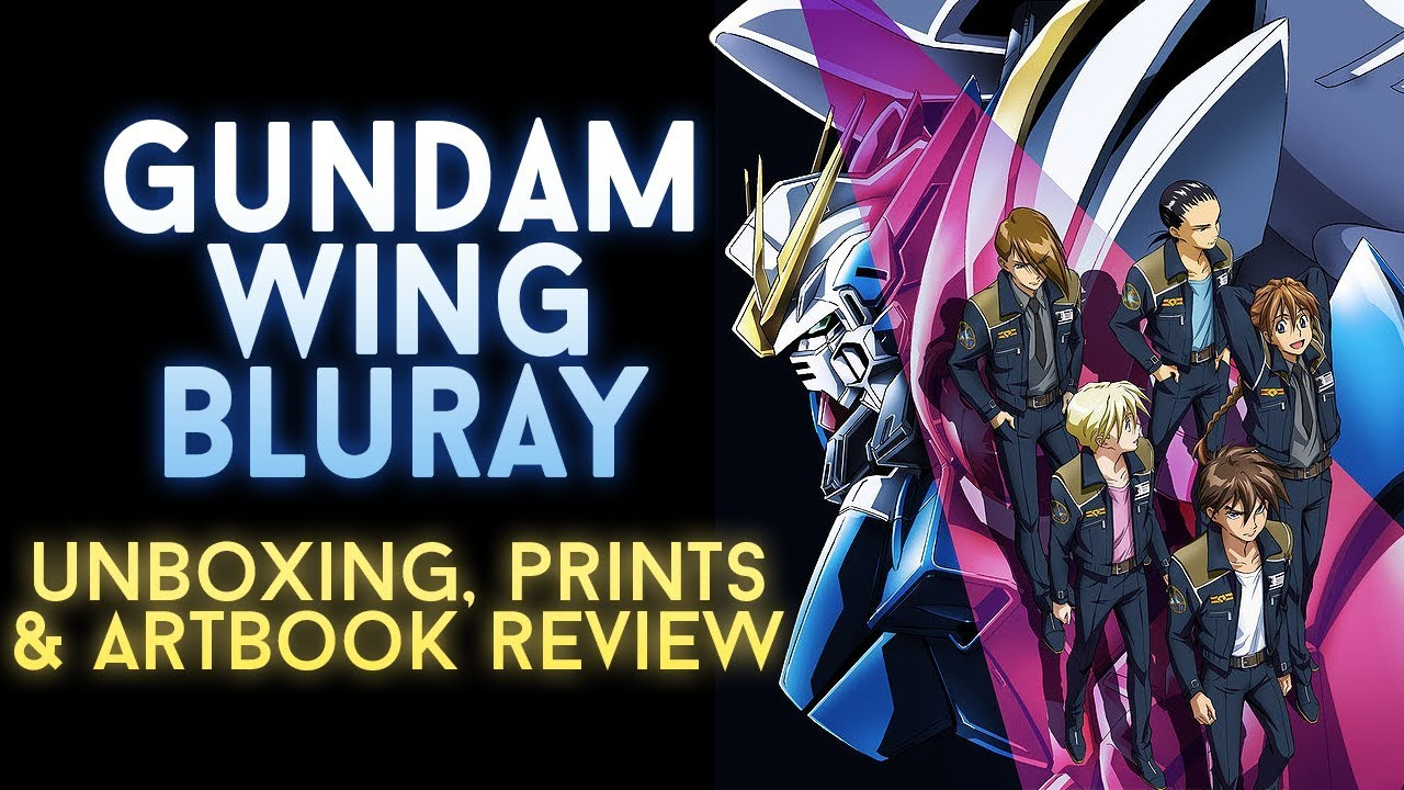 gundam wing ultra edition review
