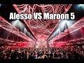 Alesso Vs Maroon 5 Tomorrowland 2018 mp3