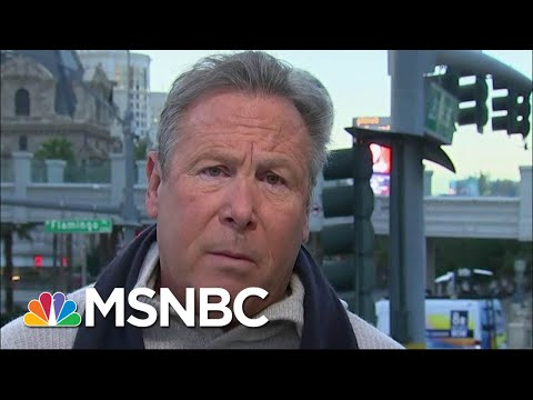 Prominent Dem Donor In NV Says Everyone Should Back Michael Bloomberg | Velshi & Ruhle | MSNBC