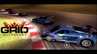 [#3] Grid Autosport on a iPhone Xs Max - Grid Autosport iOS Gameplay [4k / UHD]