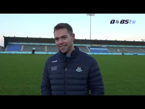 DubsTV catches up with Dean Rock ahead of All-Ireland Final