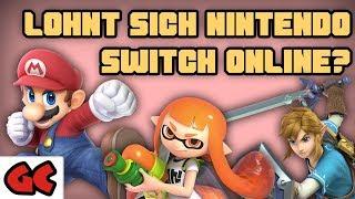 LOHNT sich Nintendo Switch ONLINE? | Kolumne