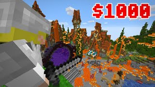 What It's Like To Run A $1000 Minecraft Server...
