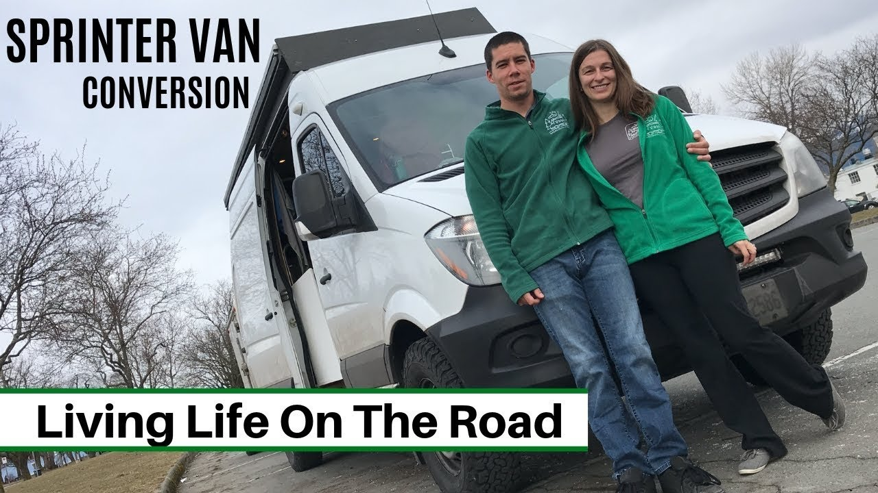 Van Tour | Nomad Couple Travel And Build Vans For A Living | RayOutfitted