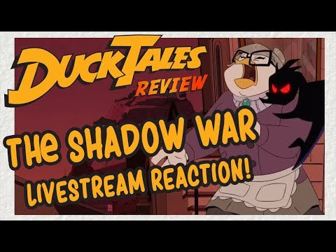 DuckTales SEASON FINALE: The Shadow War! | LIVE STREAM | SPOILERS!