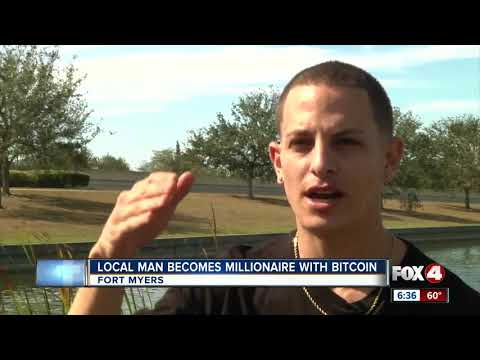 Cape Coral Man Becomes Millionaire With Bitcoin