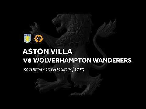 Aston Villa 4-1 Wolverhampton Wanderers   Extended highlights