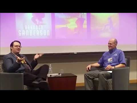 Brandon Sanderson LDSPPA interview 09/23/2017