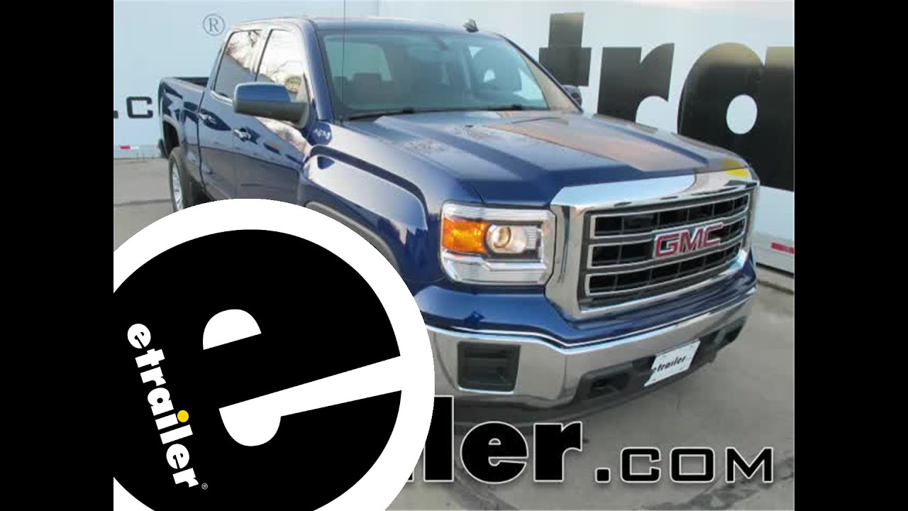 small resolution of trailer connector socket installation 2014 gmc sierra etrailer 2004 gmc sierra trailer wiring diagram gmc sierra trailer wiring