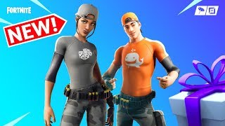Fortnite New Banners Skins LIVE| Gifting Subscribers Any Skins DESIGNS!