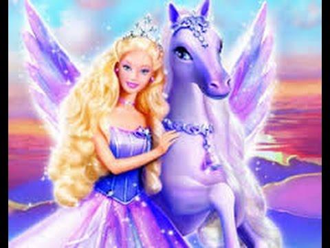 Barbie és a bűvös pegazus letöltés