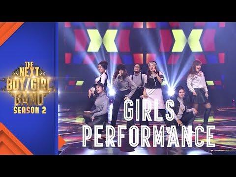 "Team Girls Performance ""Sorry Not Sorry/Confident"" I Episode 8 I The Next Boy/Girl Band S2 GTV"