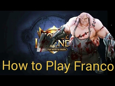 How to play Franco? How to Hook? Tips, Tricks & Builds!