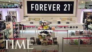 Low-price fashion chain forever 21, a one-time hot destination for teen shoppers that fell victim to its own rapid expansion and changing consumer tastes, ha...