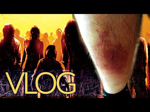 TOBINATOR hat THE WALKING DEAD am Bein - Live Stream fällt aus [VLOG]