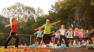 Yoga Holiday Retreat Ireland and Europe 2015