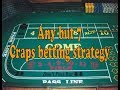 Any but 7 craps strategy!! AMAZING FUN STRATEGY THAT LE'T'S YOU WIN ON EVERY ROLL!!