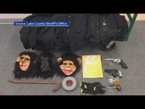 3 Wisconsin Men Arrested After Police Find Loaded Guns, Cocaine, Monkey Masks In Car