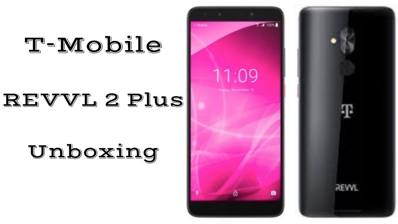 T-Mobile Revvl 2 Plus Unboxing