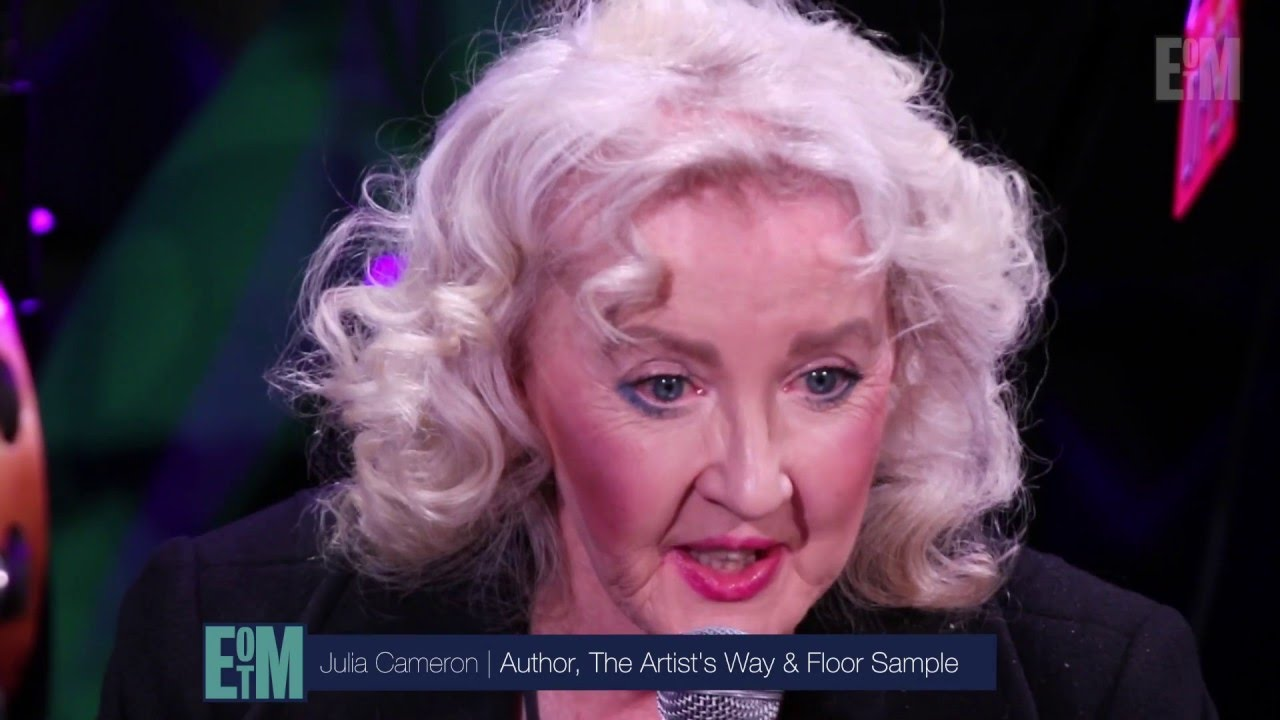 Julia Cameron On Journalism Falling In Love With Martin Scorsese