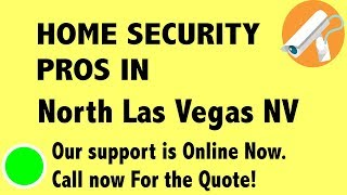 Best Home Security System Companies in North Las Vegas NV
